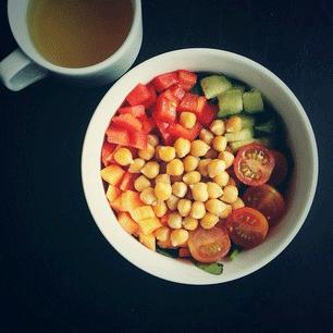 zelen-caj-i-salata